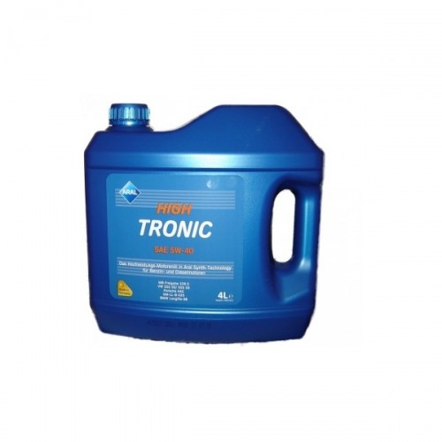ARAL Hightronic 5W40 4L