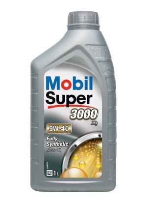 MOBIL Super 3000 X1 5W-40 Fully Synthetic 1L