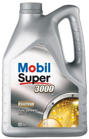 MOBIL Super 3000 X1 5W-40 Fully Synthetic 5L